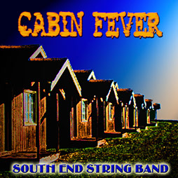 Image of Cabin Fever CD cover