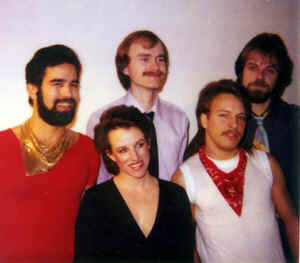 Dalux: Dan Blank, Shari Cox, Kent Nybo, James Clark, Mark Dodge
