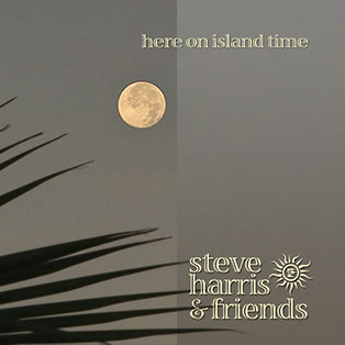 Image of the Here on Island Time CD